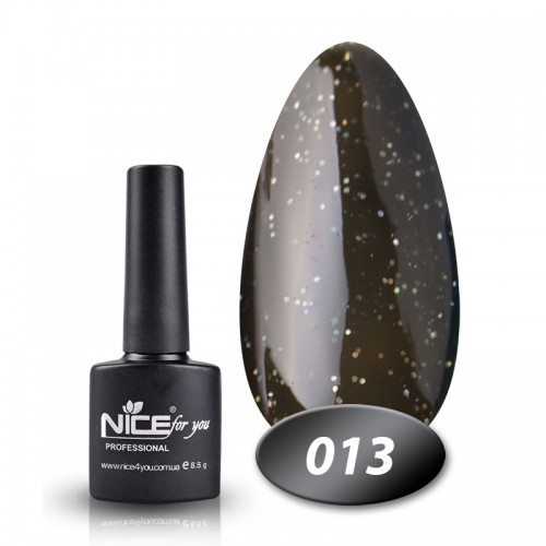 Гель-лак Nice for you Professional 8,5 ml №013