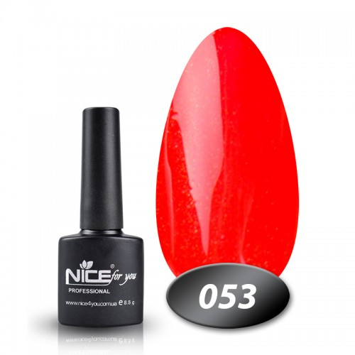 Гель-лак Nice for you Cool - №053