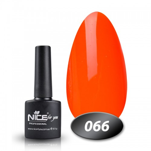 Гель-лак Nice for you Cool - №066