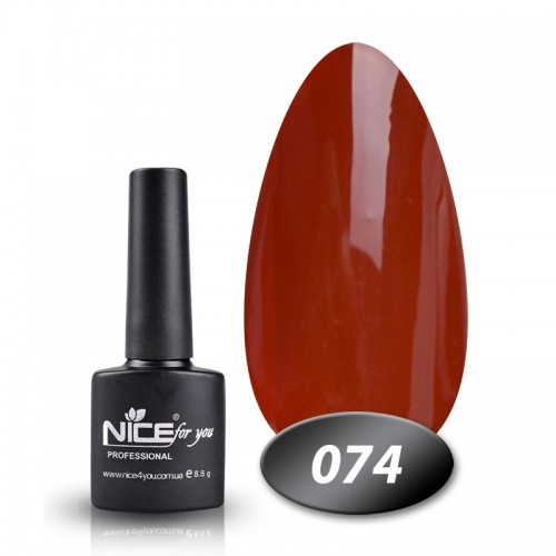 Гель-лак Nice for you Cool - №074