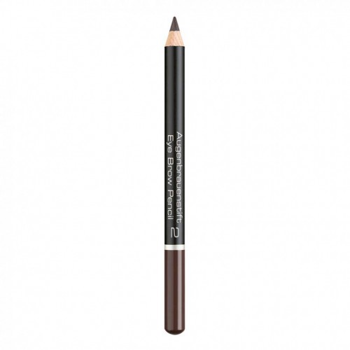 Карандаш для бровей № 2 intensive brown  Eye Brow Pencil  ARTDECO